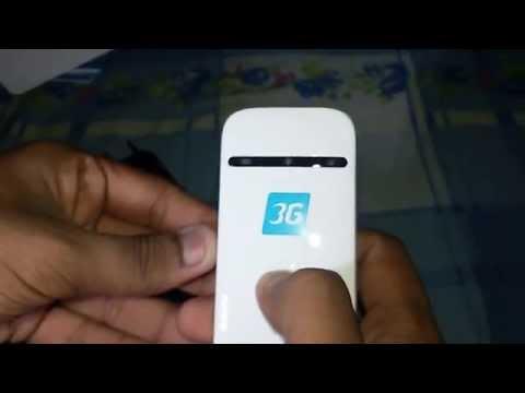 Grameenphone 3G Pocket Router Unboxing (Bangla Language)