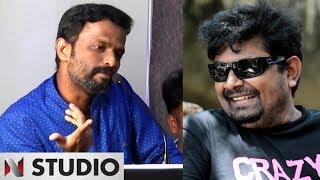 """I realy don't like Mysskin"" - Director Pandiraj opens up about mysskin   Thupparivaalan"
