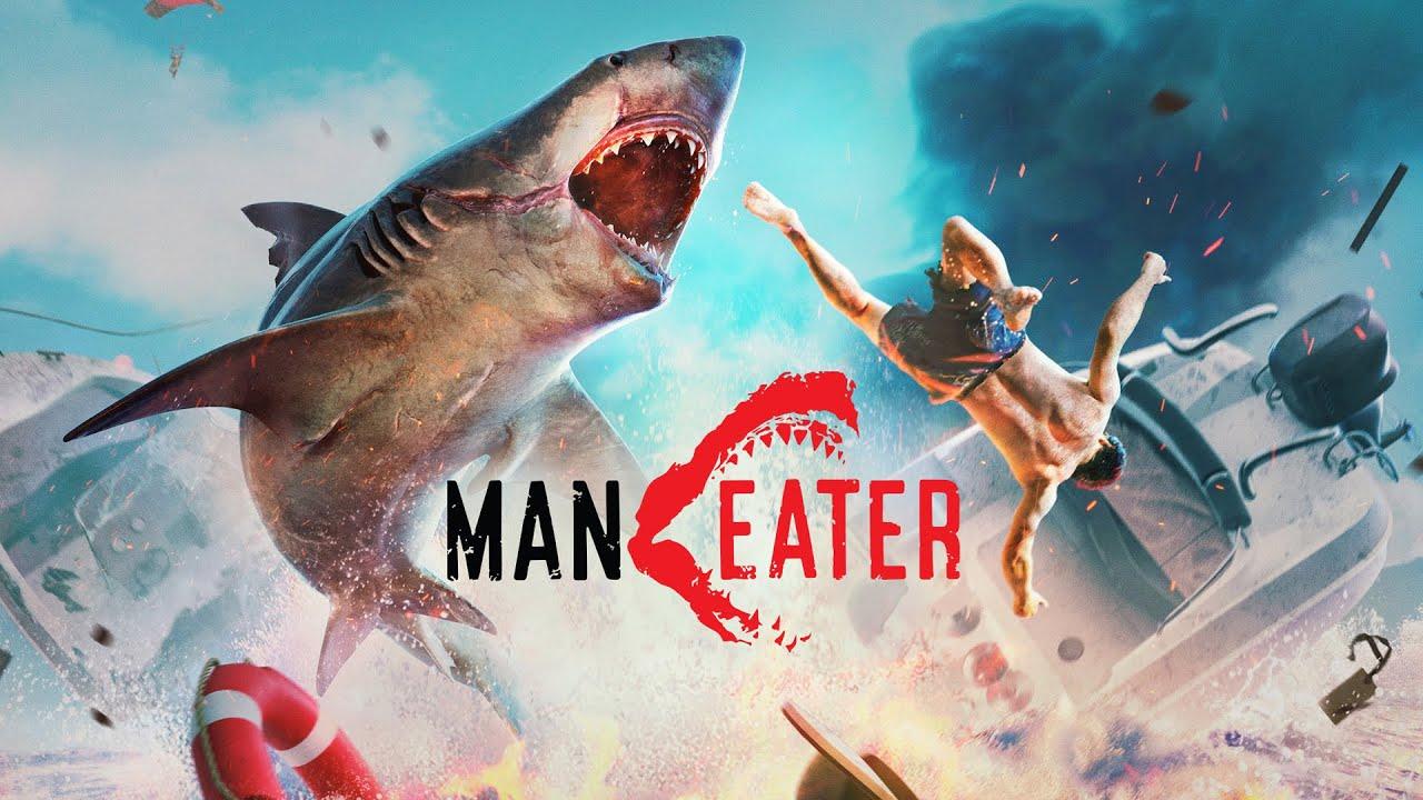 Maneater E3 2019 Trailer - YouTube