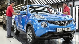 2018 Nissan Juke Production