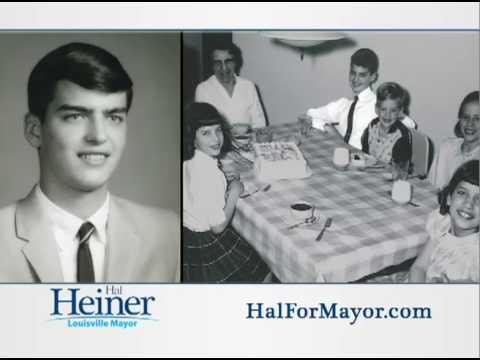 Hal Heiner for Mayor Ad #1, Bio