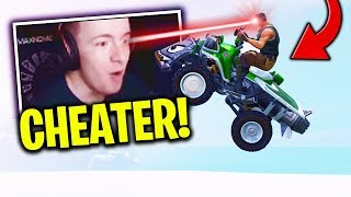 A CHEATER REND OF THE PLAYER PROS COMPLETELY FOU! 🔥 THE BEST OF FORTNITE#106
