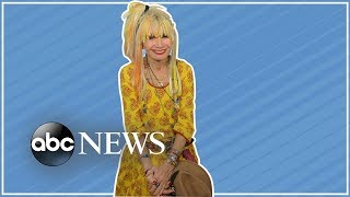 Take it from Betsey Johnson: It's okay to be weird
