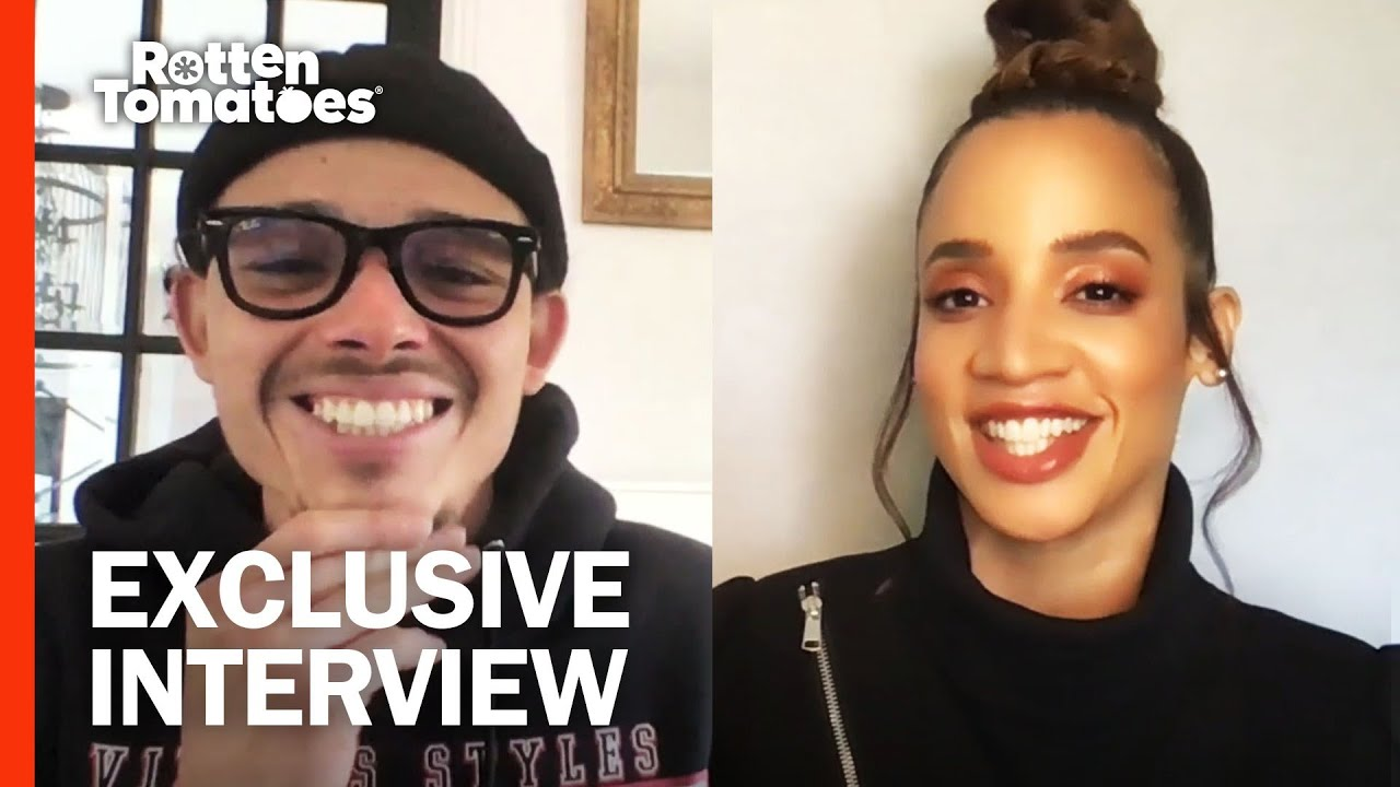 """'In the Heights' Stars: """"This Is for the F—king Culture""""   Interview   Rotten Tomatoes"""
