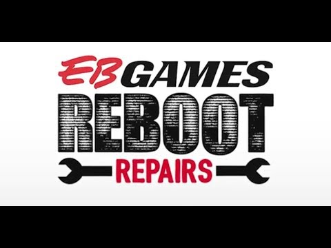 Reboot - EB Games New Zealand