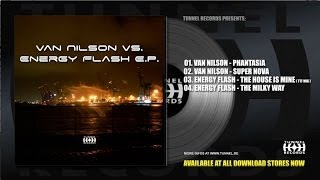 Van Nilson Vs. Energy Flash E.P.