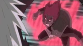 Naruto opening 17 (gai vs madara)