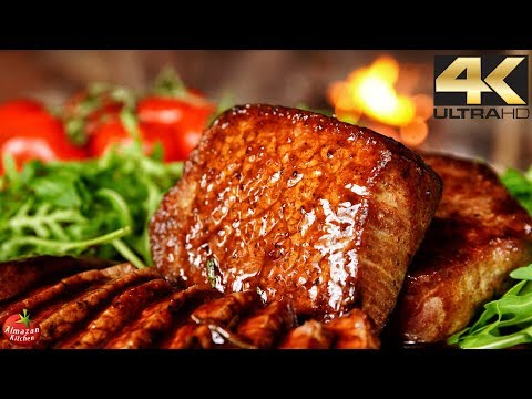 30 Days Old Steak (4K) - SUPERIOR STEAK IN THE FOREST
