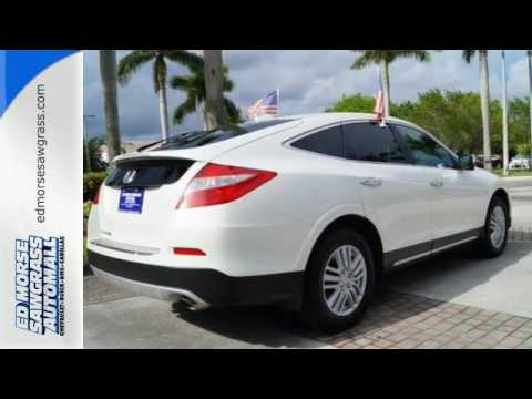 Used Honda Crosstour Sunrise FL Miami FL GSA SOLD - Ed morse sawgrass car show