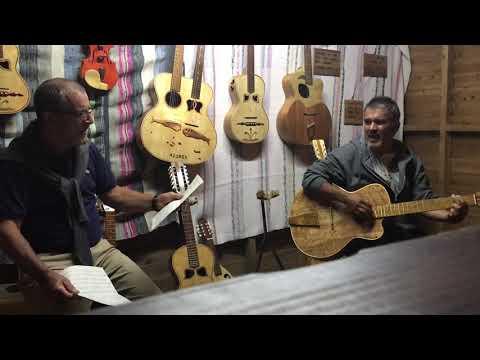 John Pereira & Luis Venancio in Agua Retorta
