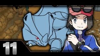 Pokemon X and Y - Part 11 - Reach Glittering Cave