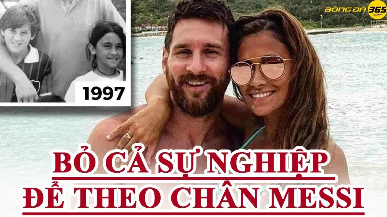 5 điều chưa biết về vợ Messi – Antonella Roccuzzo