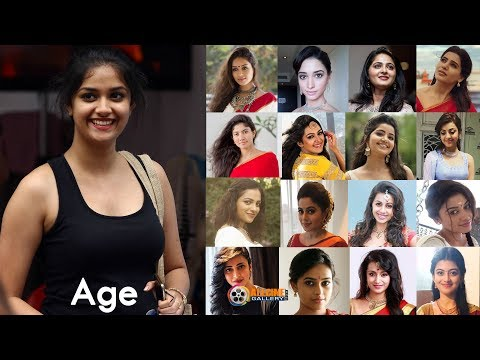 Thumbnail: Top South Indian Actress Real Age | Heroines Age with Date of Birth
