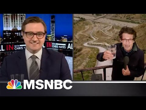 This Is A Thirst For Progress.   Chris Hayes and Jacob Soboroff   MSNBC