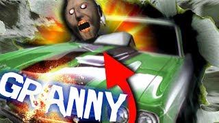 Auto zerstört Haus, Sev entkommt (Secret Ending) | Granny Update