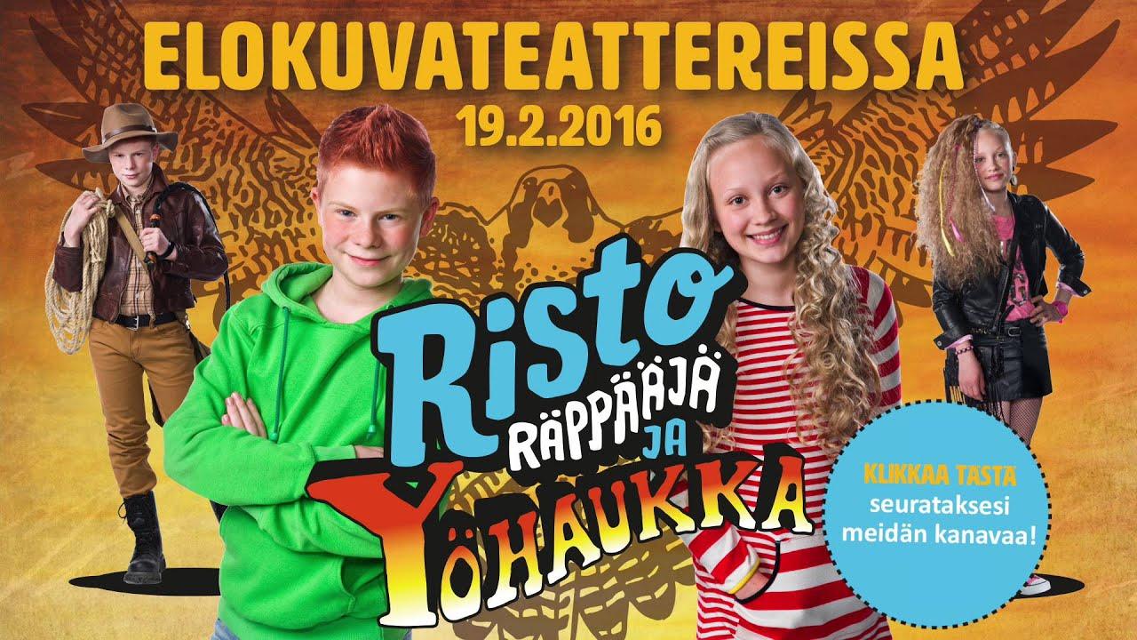 Risto Räppääjä Yöhaukka
