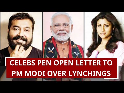 Bollywood celebs pen open letter to PM Modi over lynchings, curb on dissent