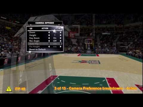 NBA 2K14  | IN THE PAINT | #8 | CAMERA BREAKDOWNS - ACTION