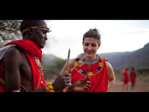 Why White Woman Left Husband And Kids For Kenyan Masai Married Man