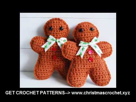 Crochet Christmas Ornaments For Beginners Free Crochet Patterns