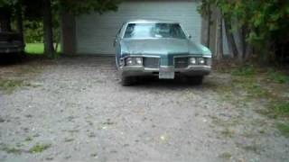 1968 olds 88 body for sale