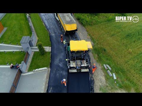 Najnowocześniejsza technologia na drogach gminy Biała Podlaska