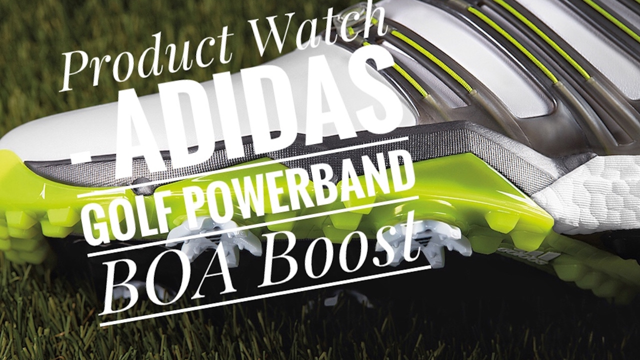 b5031a48e8e917 Masun Denison Highlights adidas Powerband BOA Boost - YouTube