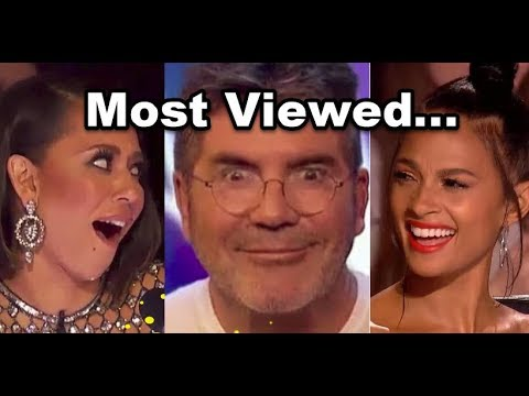 Thumbnail: Top 10 MOST VIEWED And UNEXPECTED Auditions In 2017! | Best America's and Britain's Got Talent 2017