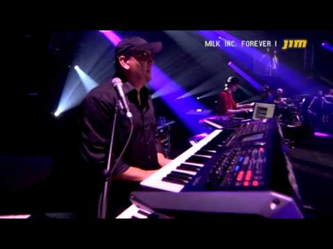 Milk Inc Forever Live At Sportpaleis 2008 TV ( completo )