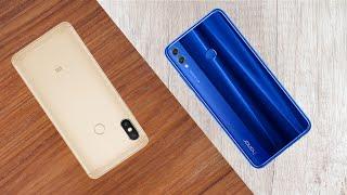 Honor 8X vs Xiaomi Redmi Note 5 pro: Comparison