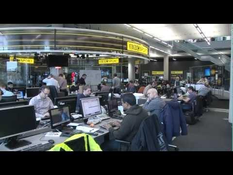 BBC College of Journalism - Sports Journalism & Language Services