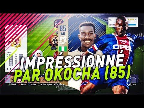 FUT 18 | IMPRESSIONNÉ PAR OKOCHA !!