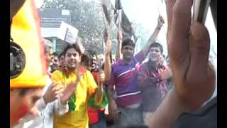 GFWA Protest against Haryana Administration Part 2 Rally to DC House