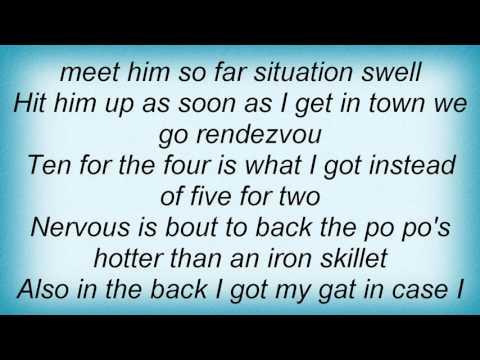 Lil' Wyte - Zero Tolerance Lyrics
