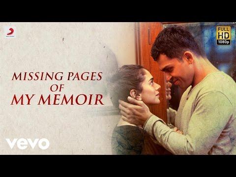 Kaatru Veliyidai - Missing Pages of My Memoir | AR Rahman | Karthi
