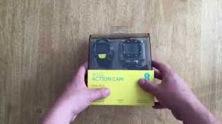 A quick in box overview of the NEW EE Action Camera and Viewfinder ...