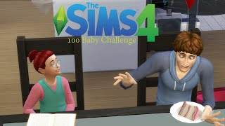 Die Sims4 - 100 Baby Challenge  #57 - Wie der Vater so die Tochter
