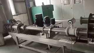 Small flowmeter calibration equipments