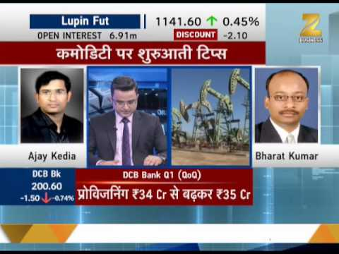 Aapka Bazaar: Gold, silver, natural gas trade at higher level (Part-1)