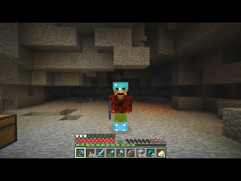 Minecraft cu avg - ep 209 - minerit over powered
