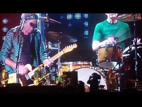 The Rolling Stones - Before They Make Me Run. Abu Dhabi 21.02.2014