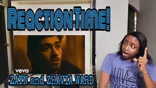 "ZAYN, Zhavia Ward - A Whole New World (End Title) (From ""Aladdin"") REACTION TIME"