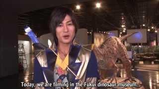 Zyuden Sentai Kyoryuger - Gaburincho of Music Cast Special Interviews HD