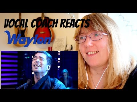Vocal Coach Reacts to Waylon Zingt I Want To Know What Love Is