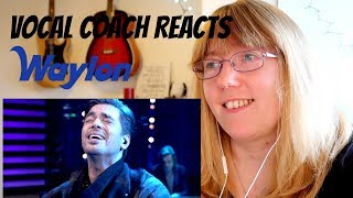 Vocal Coach Reacts to Waylon Zingt 'I Want To Know What Love Is'