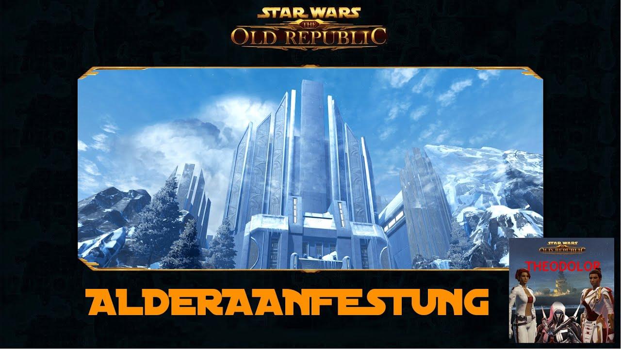 Swtor 6 1 Alderaan Festung Pts Youtube