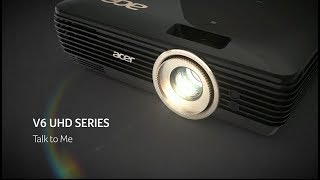 V6 UHD Series Projector | Acer