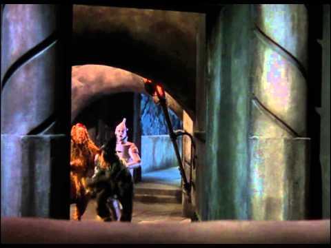 The Wizard of Oz (1939) I'm melting!!