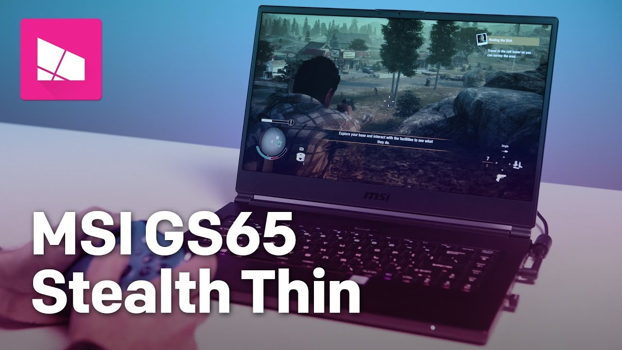 Alienware m15 vs  MSI GS65 Stealth Thin: Which gaming laptop is