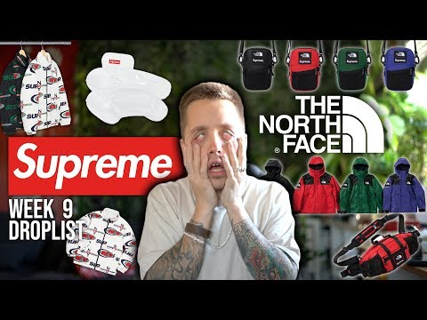 Supreme x The North Face collab is dropping this Thursday!